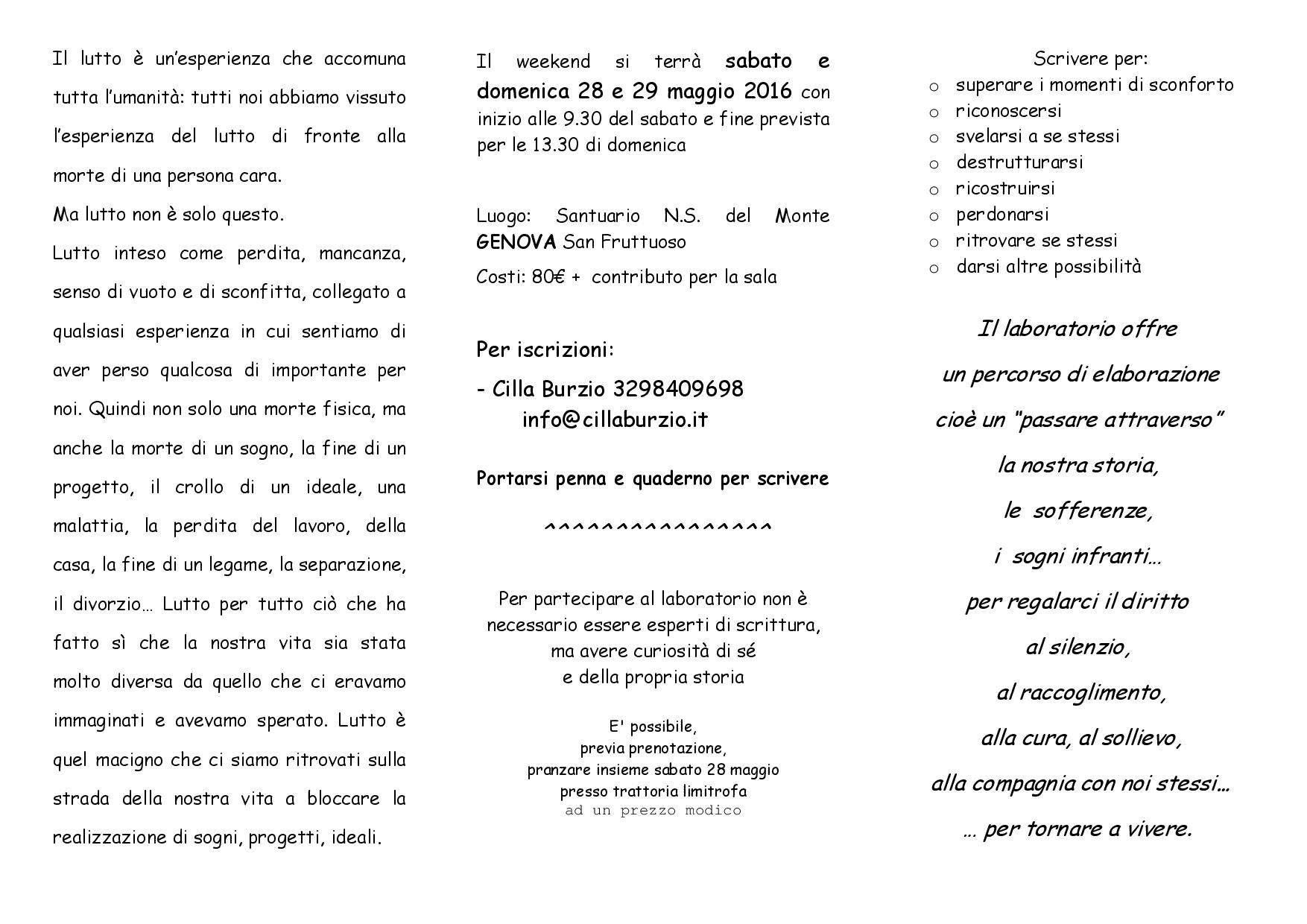 PIEGHEVOLE SCRITTURA E LUTTO Genova 2016-002