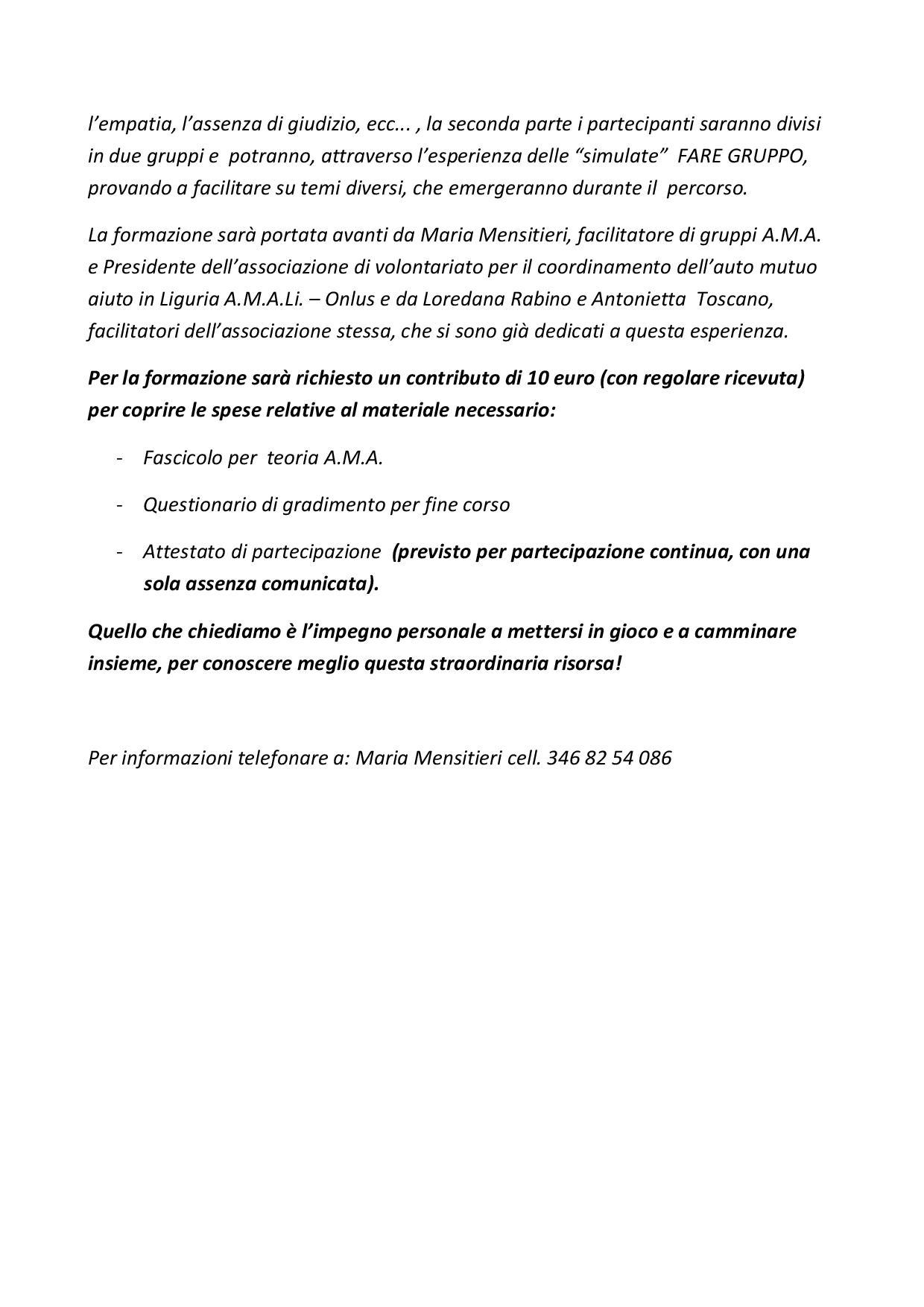 2° invito formazione fac.  2016 Sv-002
